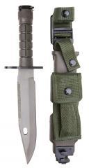 US M9 bayonet with sheath, repro