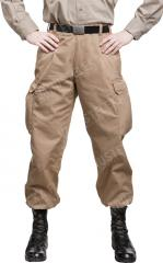 Bundesmarine service trousers, coyote tan, surplus