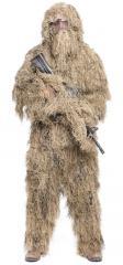 Mil-Tec Ghillie suit, desert/grassland