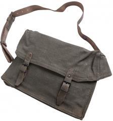 French magazine shoulder bag, surplus