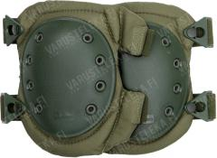 Mil-Tec kneepads with quick-release buckles