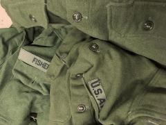 US M-1951 villakangaspaita, ylijäämä