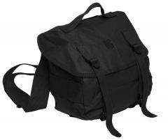 Mil-Tec M-1961 butt pack, musta,repro