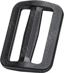 Plastic slide buckle