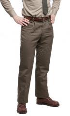 Italian parade trousers, olive drab, surplus