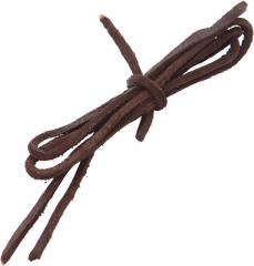 Leather string, ca. one meter