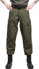 Teesar ACU trousers, ripstop, olive drab