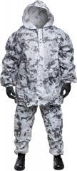 Russian lightweight snow uniform, Pervotrop camo