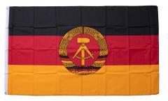 Itä-Saksan lippu, 150 x 90 cm
