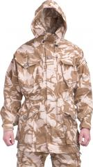 British Soldier 95 Windproof Smock, Desert DPM, surplus