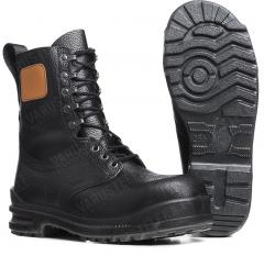 Swedish M90 winter combat boots, with safety toe