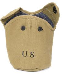 US M-1910 canteen pouch, reproduction