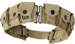 US M-1923 Cartridge Belt, reproduction