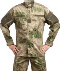 Mil-Tec ACU jacket, MIL-TACS FG
