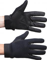 Mil-Tec shooting gloves, neoprene, black