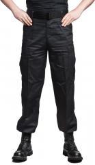 Brandit Ranger BDU-reisitaskuhousut, mustat