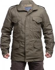 Brandit M65 field jacket with liner, olive drab