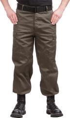 Brandit Ranger BDU trousers, olive drab