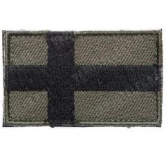 Särmä TST M05 Finnish flag patch, subdued