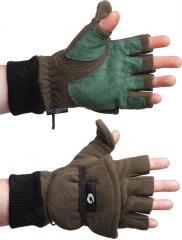 Graninge mittens, green