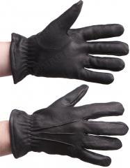 Tegera 950 viiltosuojahanskat, nahkaa, mustat