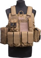 Mil-Tec CIRAS combat vest with pouches