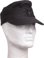Mil-Tec moleskin field cap, black