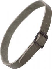 Swedish utility strap pair, leather, surplus