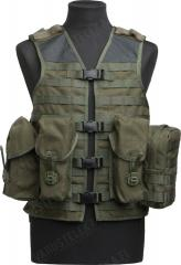 Finnish M05 vest with pouches