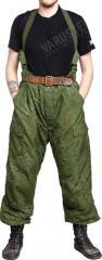"Russian ""Digiflora"" winter trousers, surplus"