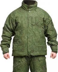"Russian ""Digiflora"" winter jacket, surplus"