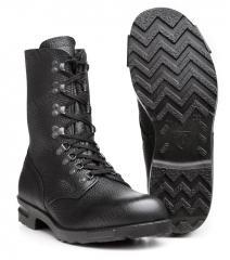 Norwegian M77 combat boots