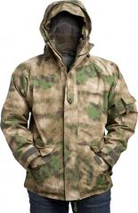 Mil-Tec ECWCS jacket with detachable fleece liner, MIL-TACS FG