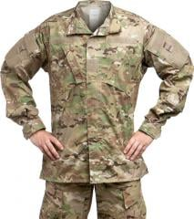 Teesar ACU takki, ripstop, Multitarn