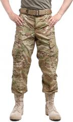 Teesar ACU trousers, ripstop, Multitarn