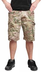 Brittiläiset Combat Shorts, MTP, ylijäämä