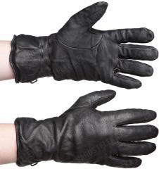 British GS leather gloves, surplus