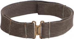 Swedish M52 canvas web belt, surplus