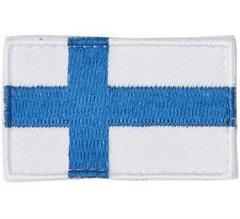 Särmä TST M05 Finnish flag patch, full colour