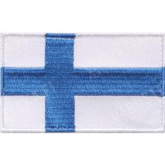 Särmä TST Suomen hihalippu, 77 x 47 mm