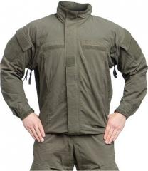 Teesar ECWCS Level 5 Soft Shell jacket, olive drab