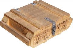 Puolalainen pieni puulaatikko, ylijäämä