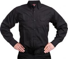 Tru-Spec 24/7 Field Shirt, musta