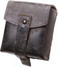 Italian cartridge pouch, surplus
