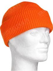 Mil-Tec watch cap, acryl, orange