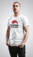 Pure Waste T-shirt, Kukkoa Huuleen