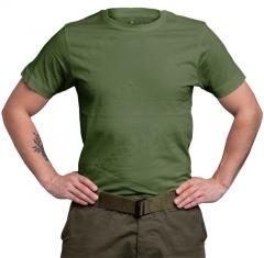 Continental T-shirt, olive drab
