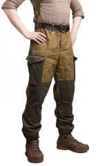 Russian Gorka field trousers, brown