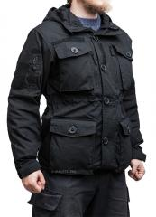 Särmä Windproof  Smock Mk. II, black