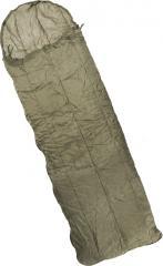 Brittiläinen viidakkomakuupussi kompressiopussilla, ylijäämä